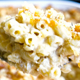 Incredible Macaroni and Cheese