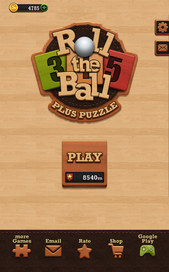 Roll the Ball™ - plus puzzle Screenshot 4