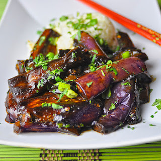 Garlic Cilantro Eggplant Recipes