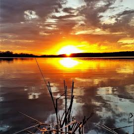 sunset by Marta Raczkowska-Radkiewicz - Instagram & Mobile Android