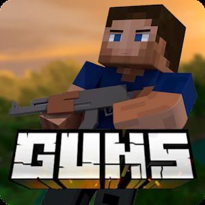 Guns mod for MCPE For PC / Windows 7/8/10 / Mac – Free Download