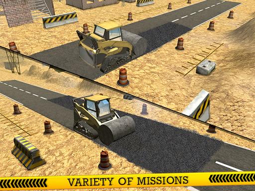 City Construction Road Builder - screenshot