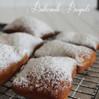 Buttermilk Beignets ? French Donuts