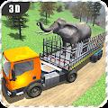 Off Road Farm Animal Transport