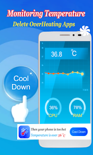 App Cooling Master-Phone Cooler CPU Free APK for Windows Phone