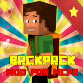 Mod Backpack for Minecraft PE icon
