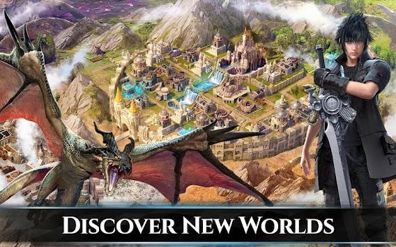 Final Fantasy XV: A New Empire apk screenshot