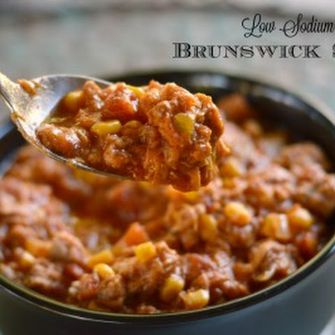Heart Healthy Brunswick Stew