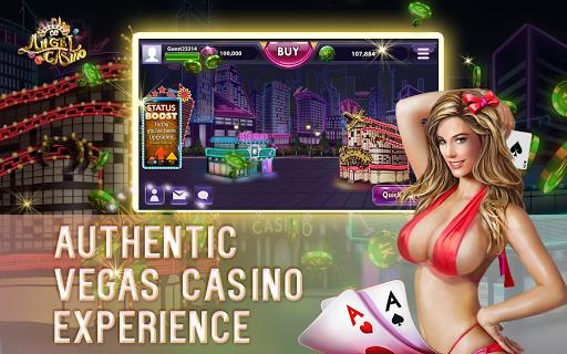 Angel Casino - Holdem&Baccarat - screenshot