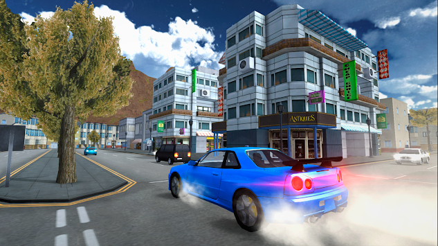 Extreme Pro Car Simulator 2016 APK screenshot thumbnail 1