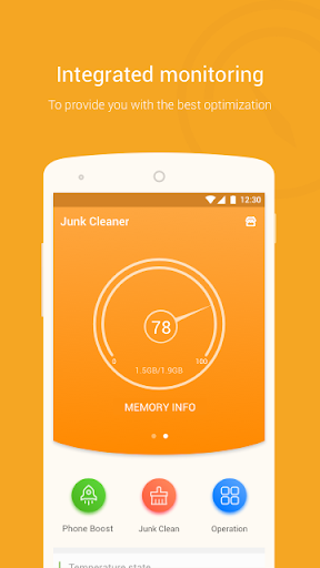 Junk Cleaner - Speed Up For PC