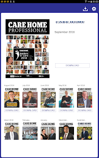 Care Home Professional - screenshot