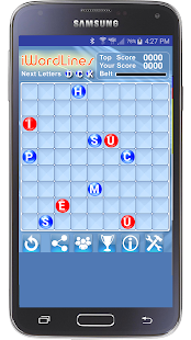 i Word Lines Puzzle Game - screenshot