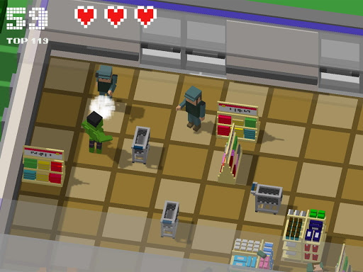 Crossy Heroes: Avengers of Smashy City screenshot 13