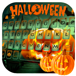 Spooky Halloween Keyboard Theme For PC