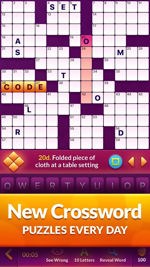 Crossword Champ Screenshot