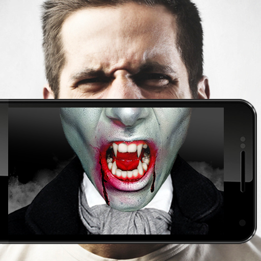 Vampire werewolf photo editor (game)
