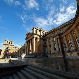 Blenheim Palace III by Almas Bavcic - Buildings & Architecture Other Exteriors