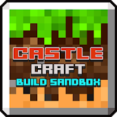 Castle Craft Build Sandbox APK for Bluestacks