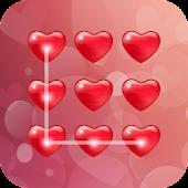 Love Heart CM Security Theme