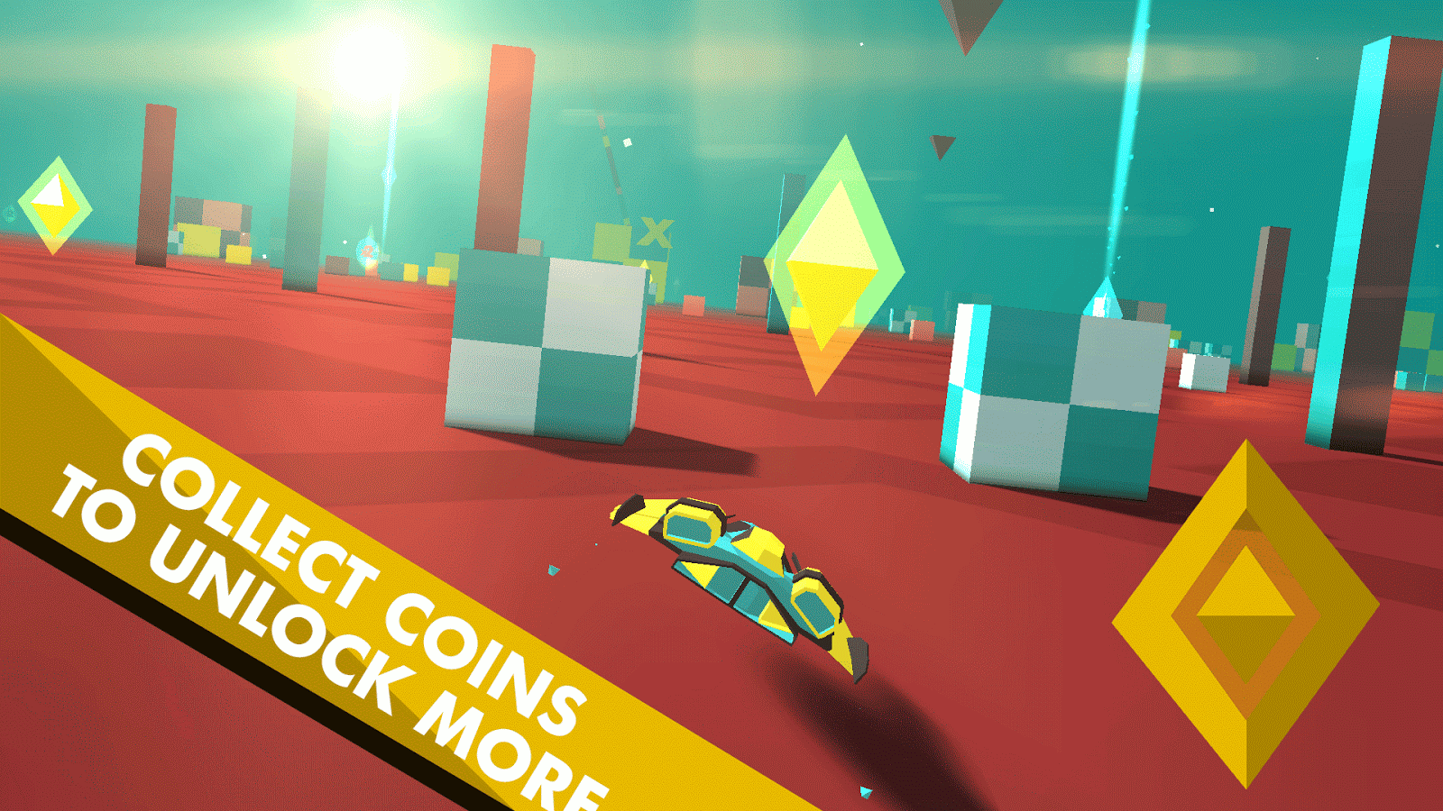 Geometry Race Screenshot 4