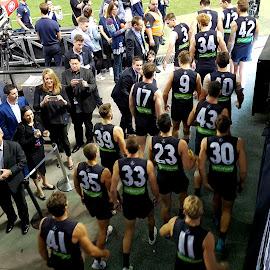 by Sam Medzic - Sports & Fitness Australian rules football (  )