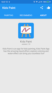 Kids Paint - screenshot