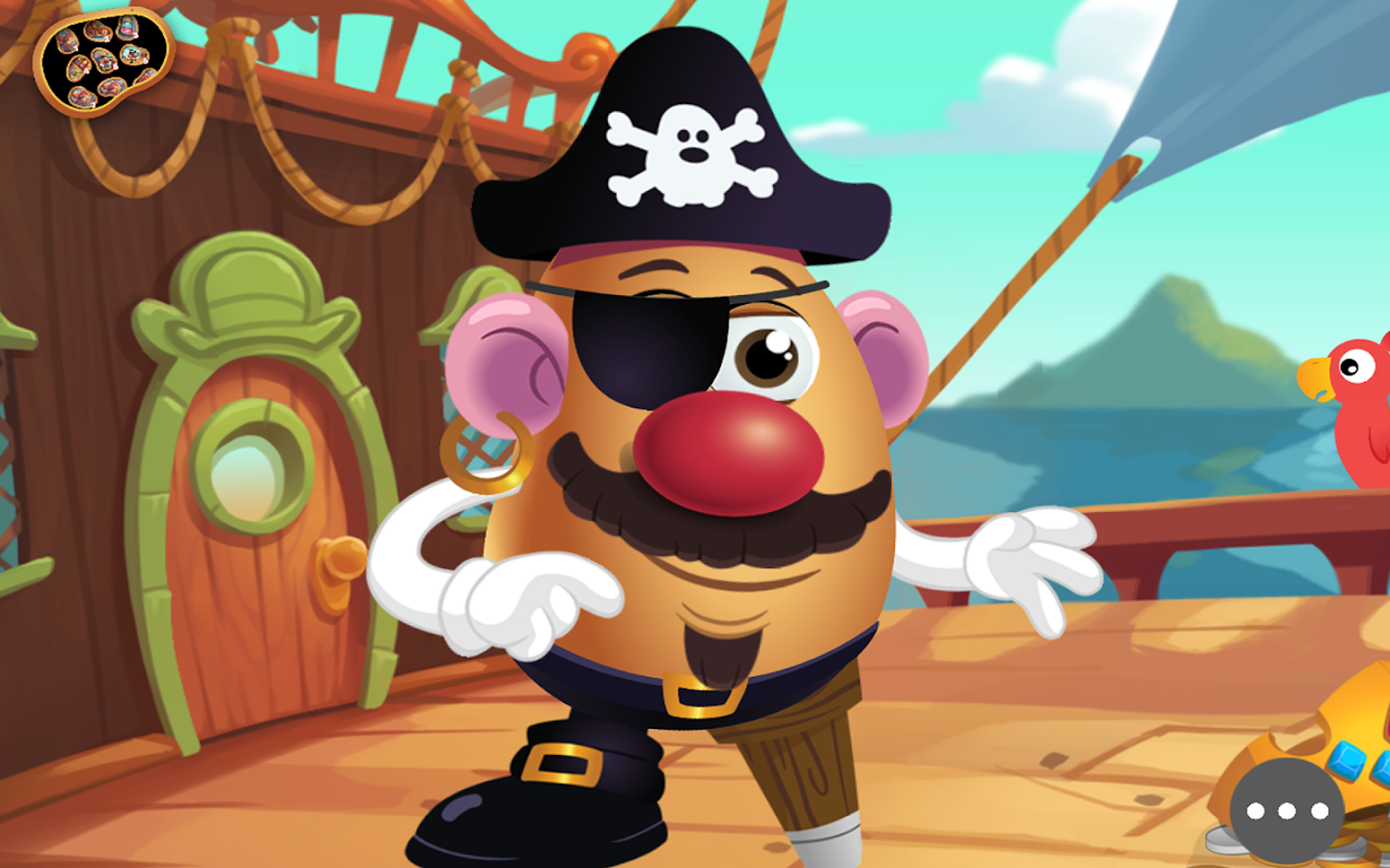 Mr. Potato Head: School Rush Screenshot 15