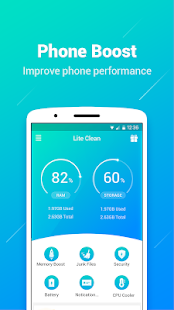 Lite Clean - small & fast Cleaner for pc