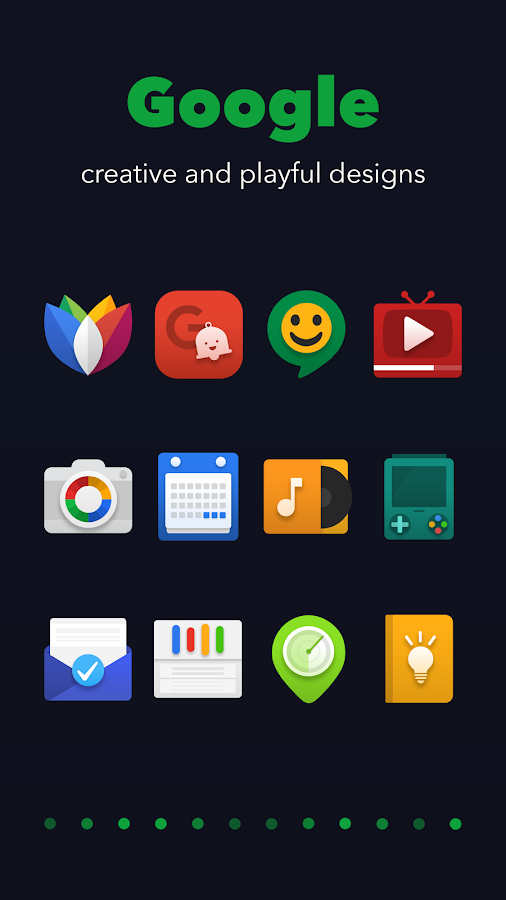 Live Icon Pack Screenshot 2