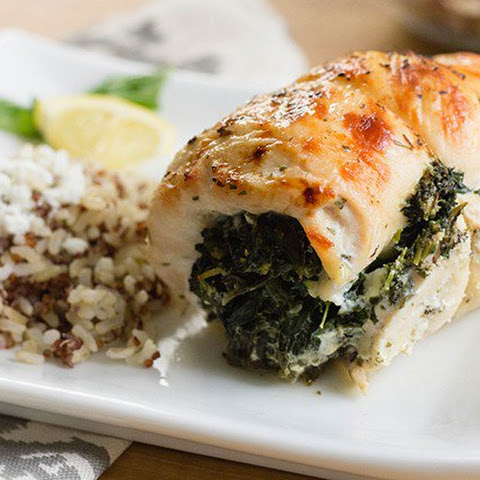 Feta-Stuffed Chicken