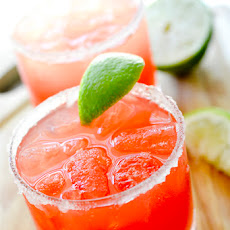 2 Point Watermelon Margaritas