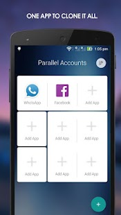 Parallel Accounts   Android Apps On Google Play