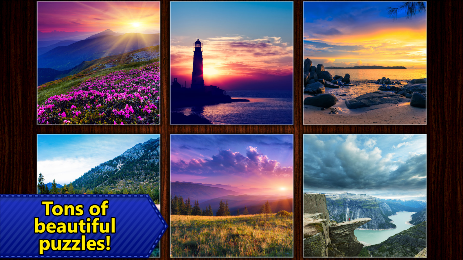 Jigsaw Puzzles Epic Screenshot 6