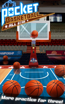 Basketball By 3DGames APK screenshot thumbnail 17
