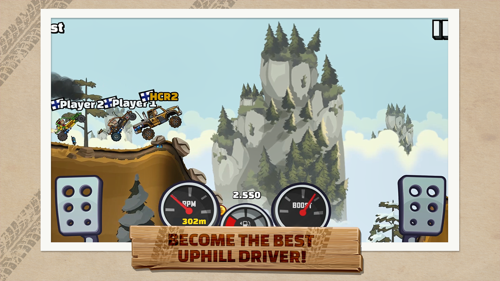 Hill Climb Racing 2 Screenshot 12