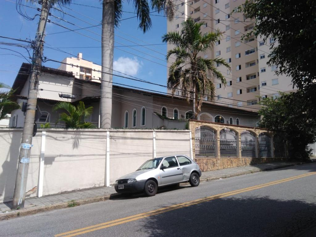 Sobrado Vila Guiomar Santo André