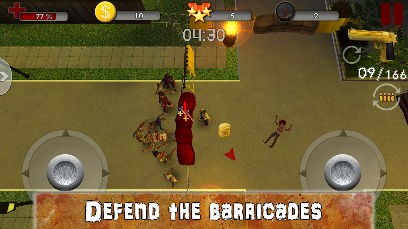 World of Zombies Screenshot 2