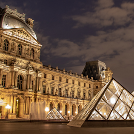 musée du Louvre by Hossein Hn - Buildings & Architecture Public & Historical