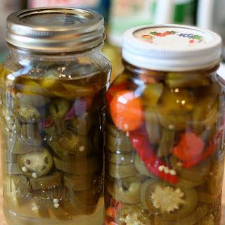 Pickled Jalapenos Oil Recipes