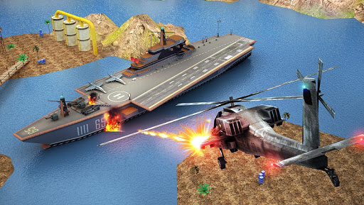 Gunship Counter Shooter 3D - screenshot