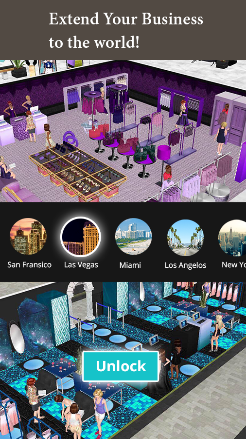 Fashion Empire - Boutique Sim Screenshot 3