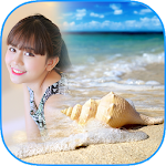 Beach Frame Collage Apk