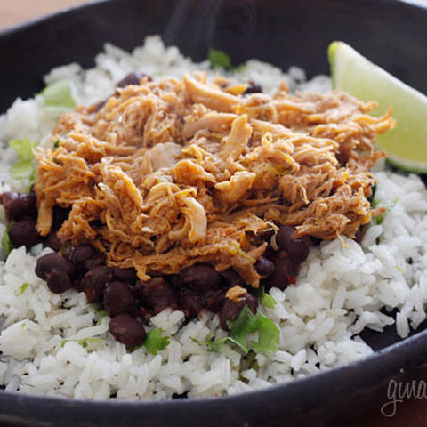 Slow Cooked Sweet Barbacoa Pork