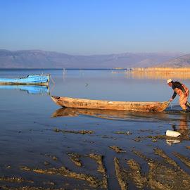by Necdet Yaşar - Transportation Boats