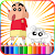 Shinchan Coloring Book file APK for Gaming PC/PS3/PS4 Smart TV
