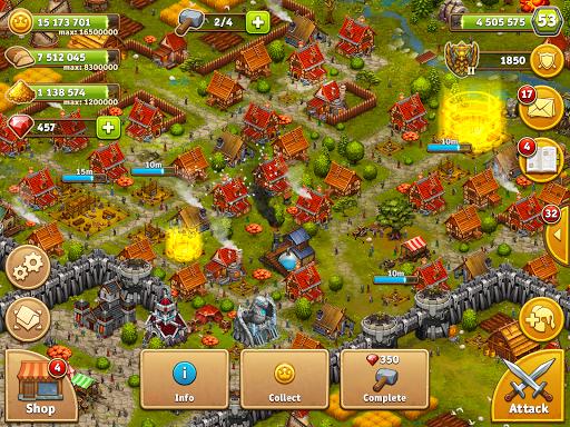 Throne Rush screenshot 15