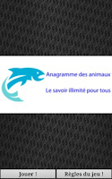 Screenshot of Anagramme des animaux (Free)