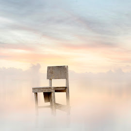 misty chair by Robby Montolalu - Digital Art Things