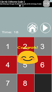 sliding puzzle - brain game - screenshot